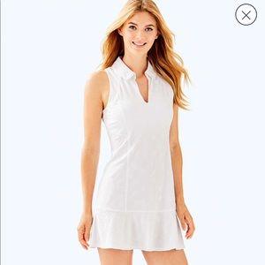 NWT Martina Tennis Dress Perfect March Jacquard
